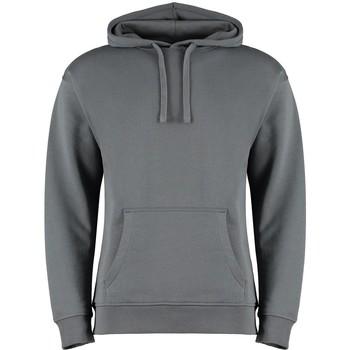 Vêtements Homme Sweats Kustom Kit K333 Gris foncé