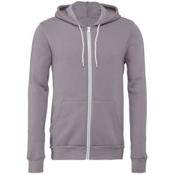 Vêtements Sweats Bella + Canvas CV3739 Gris