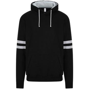 Vêtements Sweats Awdis JH103 Noir/ Gris clair
