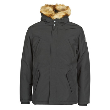 Vêtements Homme Parkas Schott WASHINGTON Noir
