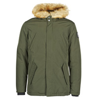 Vêtements Homme Parkas Schott WASHINGTON Kaki