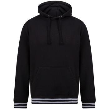 Vêtements Sweats Front Row FR841 Noir / gris