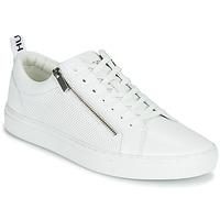 Chaussures Homme Baskets basses HUGO FUTURISM TENN ITEM2 Blanc