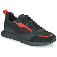 Chaussures Homme Baskets basses HUGO ICELIN TUNN NYPU Noir / Rouge