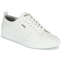 Chaussures Homme Baskets basses HUGO ZERO TENN NYPU Blanc