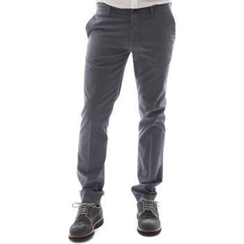 Vêtements Homme Chinos / Carrots Sei3sei 6OYSTER E1653 Noir