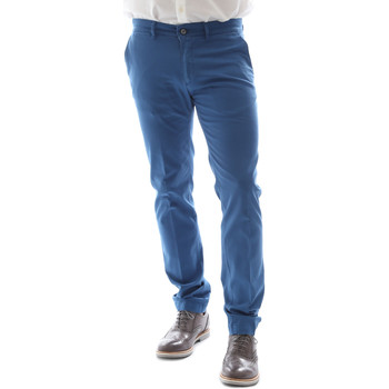 Vêtements Homme Chinos / Carrots Sei3sei 6DAYTONA E1649 Bleu