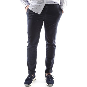 Vêtements Homme Chinos / Carrots Sei3sei 6OYSTER E1669 Bleu