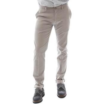 Vêtements Homme Chinos / Carrots Sei3sei 6OYSTER E1669 Noir