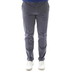 Vêtements Homme Chinos / Carrots Sei3sei 6OYSTER E1648 Noir