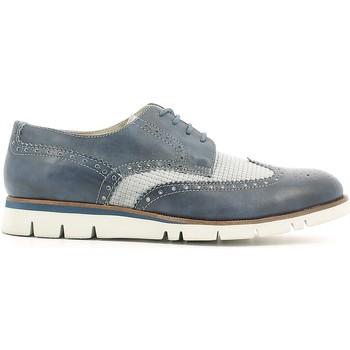 Chaussures Homme Derbies Lion 20942 Bleu