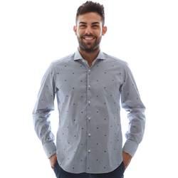 Vêtements Homme Chemises manches longues Gmf 961231/4 Bleu