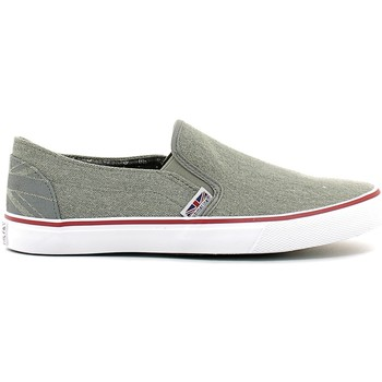 Chaussures Homme Slip ons Submariine London SML610054 Gris