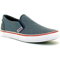 Chaussures Homme Slip ons Submariine London SML610054 Bleu