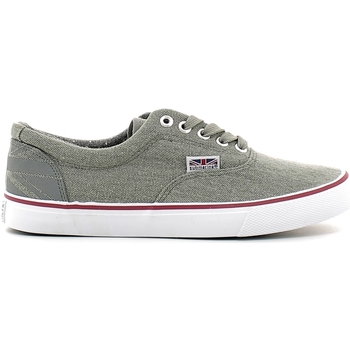 Chaussures Homme Baskets basses Submariine London SML610055 Gris