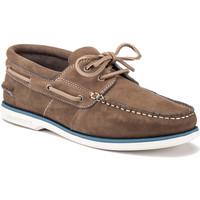 Chaussures Homme Chaussures bateau Lumberjack SM39104 002 D01 Marron