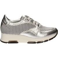 Chaussures Femme Baskets basses Keys 5181 Argent