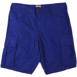 Vêtements Homme Shorts / Bermudas Napapijri N0YHF6 Bleu