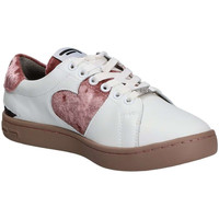 Chaussures Femme Baskets mode Fornarina PI18AN1059VA09 Blanc