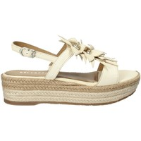 Chaussures Femme Sandales et Nu-pieds Apepazza BRB05 Blanc