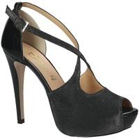 Chaussures Femme Sandales et Nu-pieds Grace Shoes 1552 Noir
