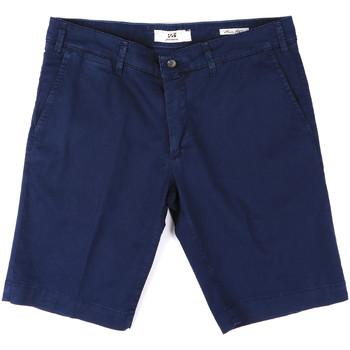 Vêtements Homme Shorts / Bermudas Sei3sei PZV132 8137 Bleu