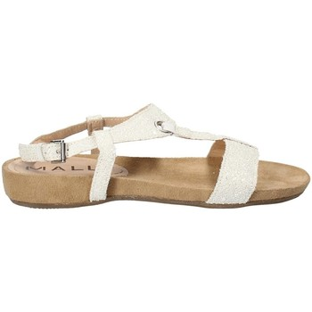Chaussures Femme Sandales et Nu-pieds Mally 4681 Blanc