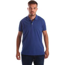 Vêtements Homme Polos manches courtes Navigare NV82086 Bleu