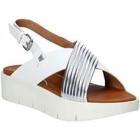 Chaussures Femme Sandales et Nu-pieds Wrangler WL91654A Blanc