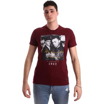 Vêtements Homme T-shirts manches courtes Gaudi 921BU64003 Rouge