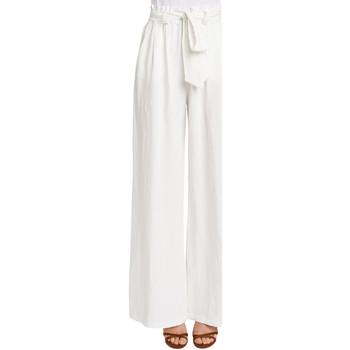Vêtements Femme Pantalons fluides / Sarouels Gaudi 011FD25033 Blanc