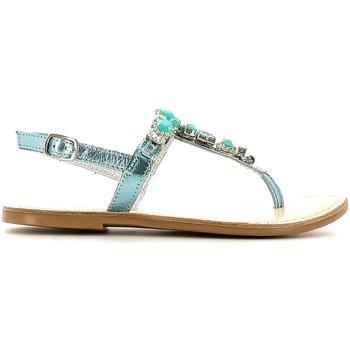 Chaussures Enfant Tongs Holalà HT080004L Bleu