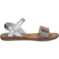 Chaussures Fille Sandales et Nu-pieds Melania ME6074F7E.D Gris