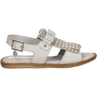 Chaussures Fille Sandales et Nu-pieds Melania ME6026F7E.B Blanc