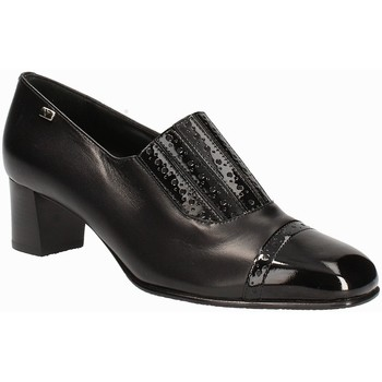 Chaussures Femme Mocassins Valleverde V12024 Noir