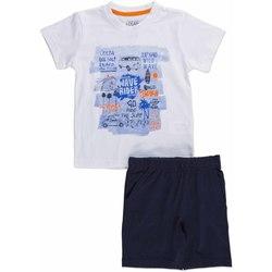 Vêtements Enfant Ensembles enfant Losan 815-8045AC Blanc