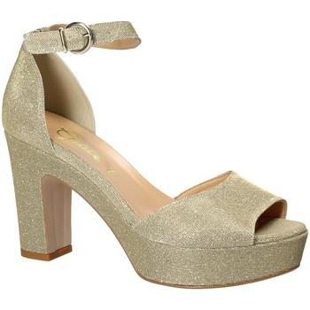 Chaussures Femme Sandales et Nu-pieds Grace Shoes 1705 Jaune