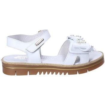 Chaussures Fille Sandales et Nu-pieds Balducci 10223A Blanc