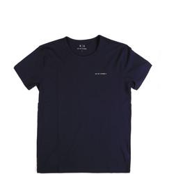 Vêtements Homme T-shirts manches courtes Key Up 2G69S 0001 Bleu