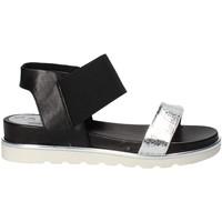 Chaussures Femme Sandales et Nu-pieds Mally 5785 Gris
