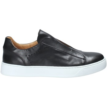 Chaussures Homme Slip ons Exton 510 Noir