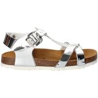 Chaussures Enfant Sandales et Nu-pieds Bamboo BAM-215 Gris