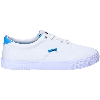 Chaussures Homme Baskets basses Gas GAM810160 Blanc