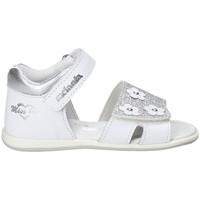 Chaussures Fille Sandales et Nu-pieds Melania ME0801A8E.A Blanc