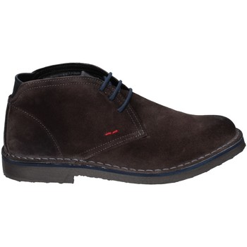 Chaussures Homme Boots Rogers 6037 Gris