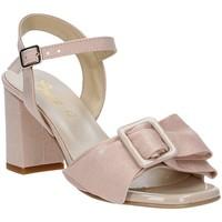 Chaussures Femme Sandales et Nu-pieds Grace Shoes AMALIA Rose