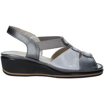 Chaussures Femme Sandales et Nu-pieds Grunland SA1412 Gris