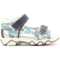 Chaussures Enfant Sandales et Nu-pieds Melania ME8105B6E.B Blanc