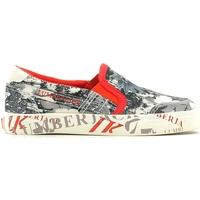 Chaussures Enfant Slip ons Lumberjack SB09105 003 C01 Gris