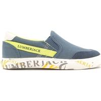 Chaussures Enfant Slip ons Lumberjack SB09105 003 N58 Bleu